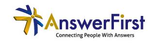 AnswerFirst Communications logo