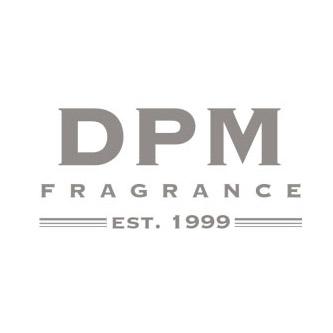 DPM Fragrance logo