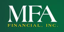 MFA Financial, Inc.
