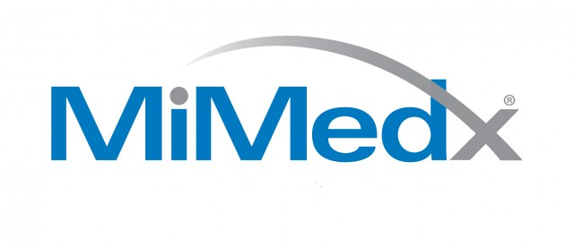 MiMedx Group, Inc logo