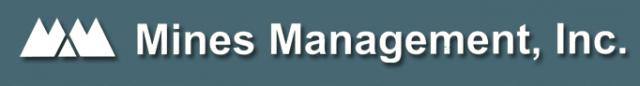 Mines Management, Inc. logo