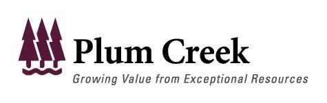 Plum Creek Timber Company, Inc. logo