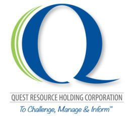 Quest Resource Holding Corporation.