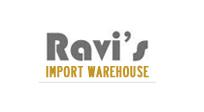 Ravi's Import Warehouse