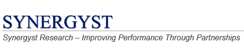 Synergyst Research Group logo