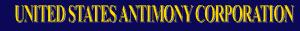 United States Antimony Corporation