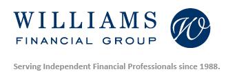 Williams Financial Group logo